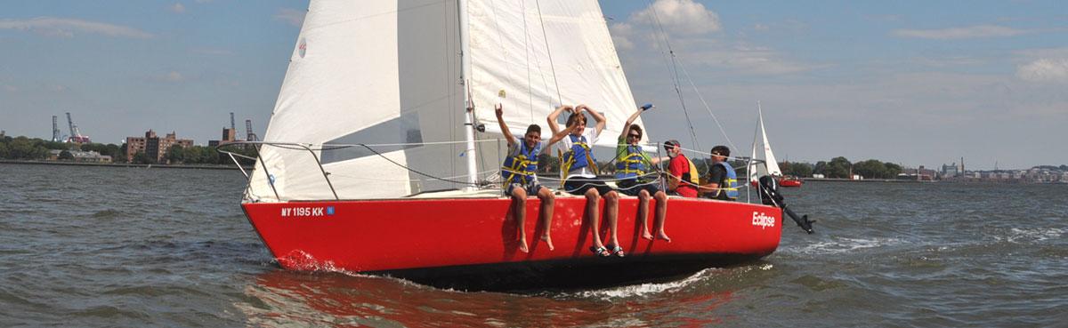 Teen Sailing Camp 13